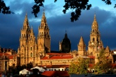 Pilgrimages Of Europe: Santiago De Compostela, Spain (1995)