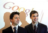 Google Founders Sergey Brin & Larry Page: Bloomberg Game Changers (2011)