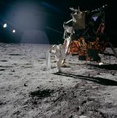 Apollo 11 Footage (1969)