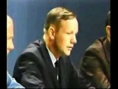 Press Conference Astronauts Apollo 11 after Mission (1969)