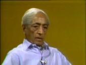 J. Krishnamurti Fourth Conversation with Dr Allen W. Anderson (1974)