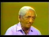 J. Krishnamurti Fifth Conversation with Dr Allen W. Anderson (1974)