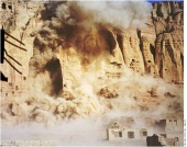 Destruction of the Buddhas of Bamyan (2001)