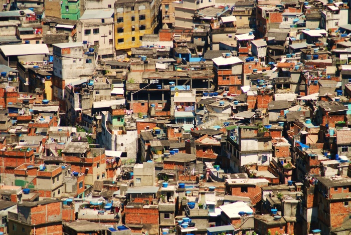 Rio de Janeiro's favela