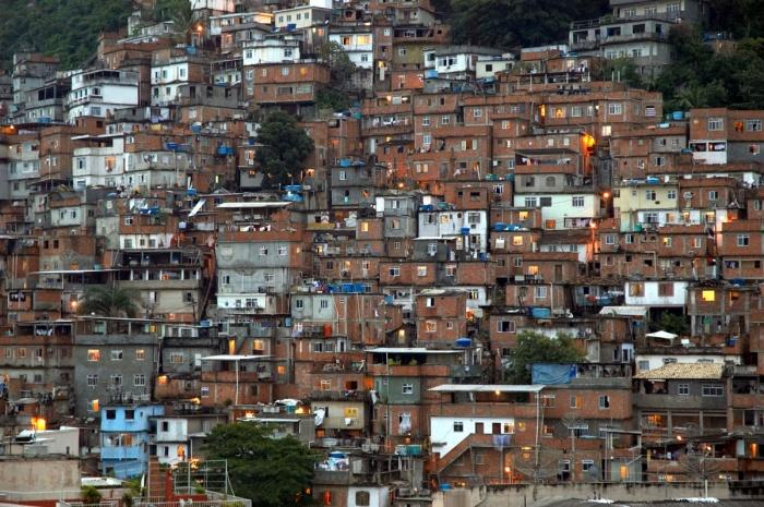 Rio's favela