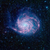 Astronomy Picture of the Day: Spitzer's M101