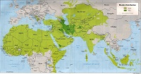 Muslim Distribution (Sunni and Shia) 1995