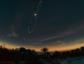 Astronomy Picture of the Day: Tutulemma: Solar Eclipse Analemma