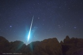 Astronomy Picture of the Day: Mojave Desert Fireball