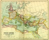 Roman Empire at its greatest extent, third century A.D.