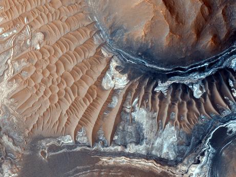 Top Ten Space Pictures of 2009: Mars's