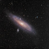 Astronomy Picture of the Day: Andromeda Island Universe