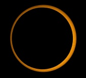 Astronomy Picture of the Day: Millennium Annular Solar Eclipse