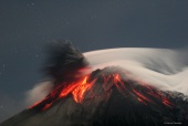Astronomy Picture of the Day: Tungurahua Erupts
