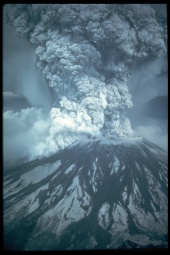 Mount St. Helens eruption (1980)