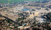 Karnak Temple Complex: aerial view
