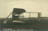 Wright Biplane, Beatty School of Flying