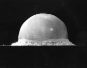 July 16, 1945: Trinity nuclear test