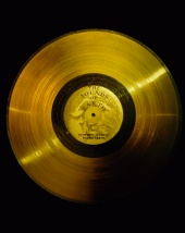 Voyager Golden Record (4 Sep 1977)