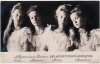 The Grand-Duchesses Olga, Tatiana, Maria and Anastasia Nikolaevna (1906)