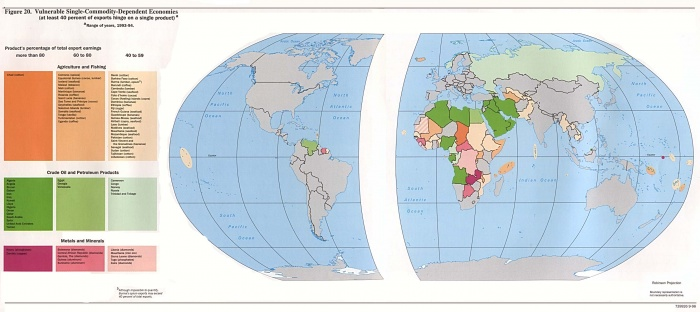 Source: University of Texas at Austin, Perry-Castaneda Library, Map Collection http://www.lib.utexas.edu/maps/  From Handbook of International Economic Statistics. 1996