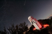 Astronomy Picture of the Day: Geminids over Kitt Peak