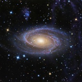 Astronomy Picture of the Day: M81 and Arp's Loop