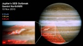 Astronomy Picture of the Day: Dark Belt Reappearing on Jupiter