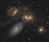 Astronomy Picture of the Day: Stephan's Quintet