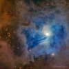 Astronomy Picture of the Day: Multiverses: NGC 7023: The Iris Nebula