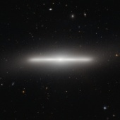 Astronomy Picture of the Day: NGC 4452: An Extremely Thin Galaxy