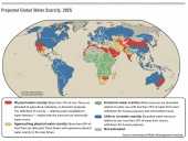 Water Scarcity 2025