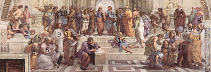 the school of athens essay example Raphael's school of athens was not meant as any type of school that actually existed the school of athens demonstrates for example) its reception was.