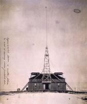 Tesla Files: Tesla's experimental station