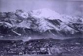Tesla Files: View of Colorado Springs (1900)