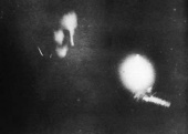 Tesla Files: First photograph exposed by phosphorescent light,