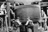 Tesla Files: Niagara generator at Westinghouse (1894)