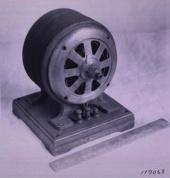 Tesla Files: Early Tesla induction motor