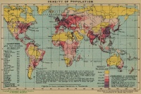 Density of Population (1918)