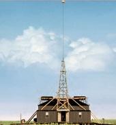 Tesla's Colorado Springs Experimental Station - 1899