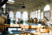Tesla's Wardenclyffe Laboratory - Rear Interior (1903)