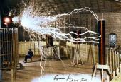 Tesla in the Colorado Springs Experimental Station