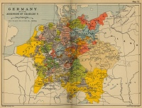 Germany at the Accession of Charles V