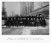 1913 Second Solvay Conference on Physics