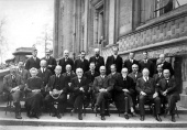 1924 Fourth Solvay Conference on Physics