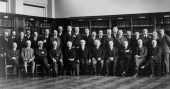 1930 Sixth Solvay Conference on Physics