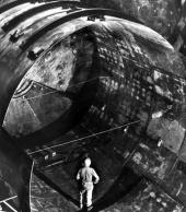 Homestake Mine tank, 1966