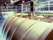 Homestake Detector: first to detect neutrinos from the sun (early 1970s)