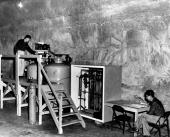 Neutrino detector, 2,300 feet down in a limestone mine in Ohio (1963)