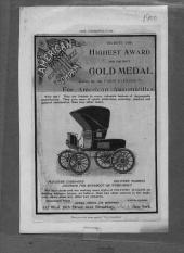 Old EV Advertisements: American EV Co. (1900)